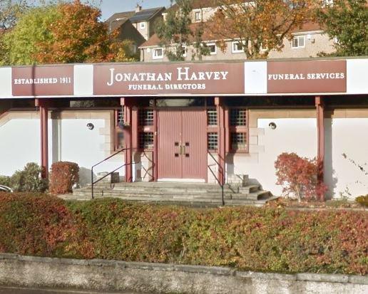 Jonathan Harvey Funeral Directors, Clydebank