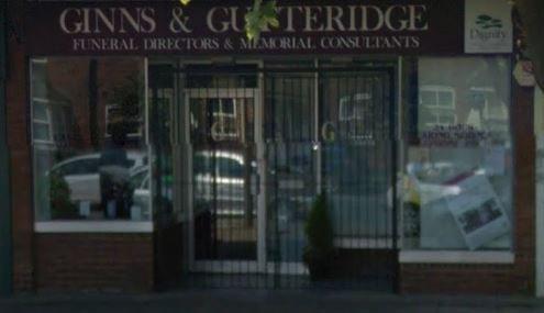 Ginns & Gutteridge Funeral Directors, Evington, Leicestershire, funeral director in Leicestershire