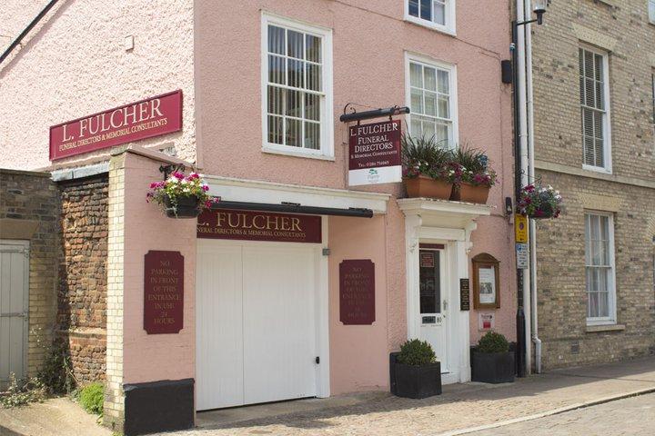 L. Fulcher Funeral Directors, Bury Saint Edmunds Whiting St