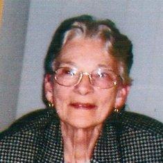 Thelma Wilhelmina Agnes Smith