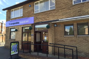 The Co-operative Funeralcare Corby