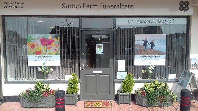 Sutton Farm Funeralcare, Tilstock Crescent