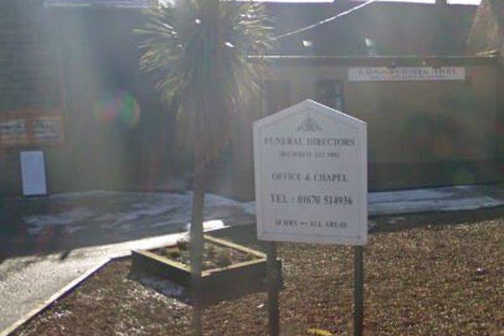 R. Kinghorn Funeral Directors