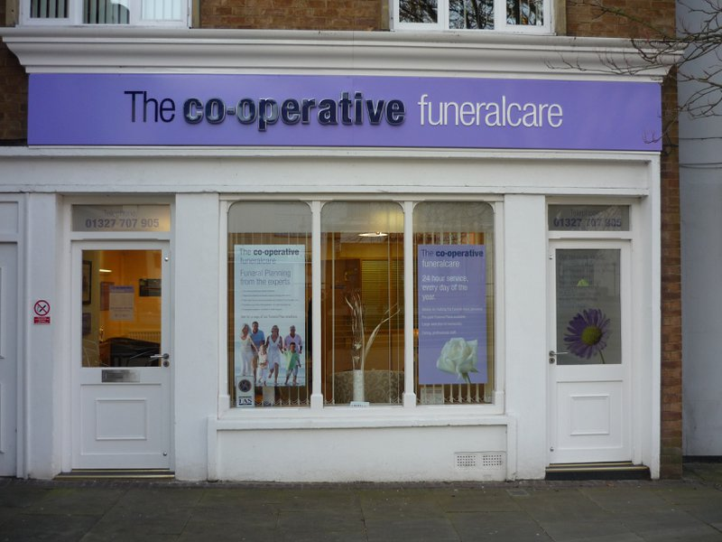 The Co-operative Funeralcare Daventry