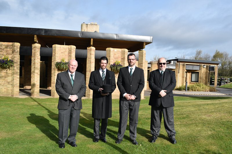 J Barlow & Family Funeral Service, Derby, funeral director in Derby