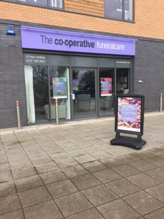 The Co-operative Funeralcare Chelmsley Wood, Solihull, funeral director in Solihull