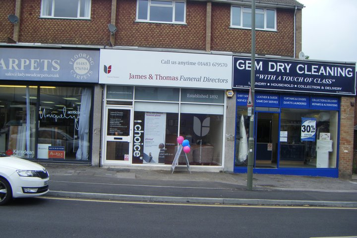 James & Thomas Funeral Directors, Guildford