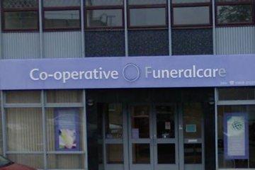 The Co-operative Funeralcare, Wishaw
