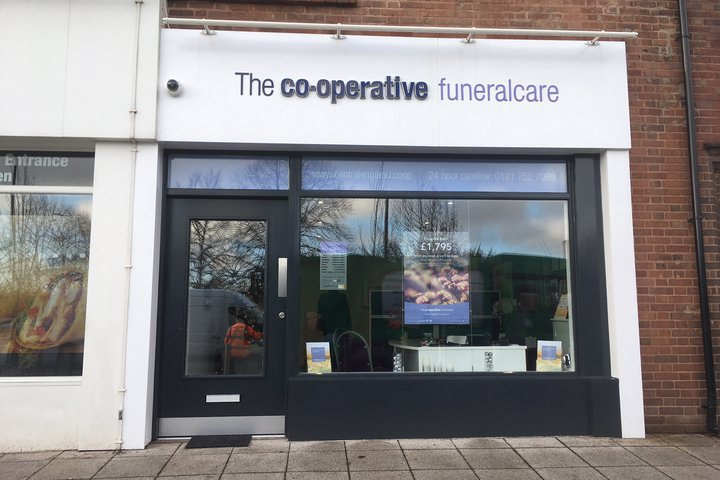 The Co-operative Funeralcare Kings Norton