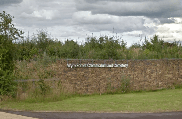 Wyre Valley Forest Crematorium