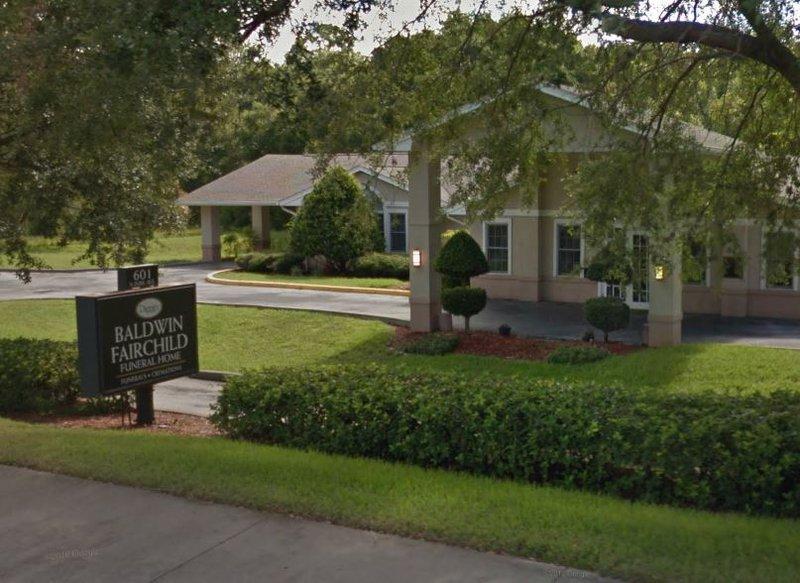 Baldwin Fairchild Funeral Home, Apopka