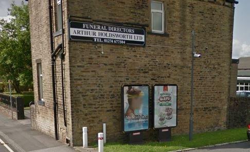 Arthur Holdsworth Funeral Services Ltd