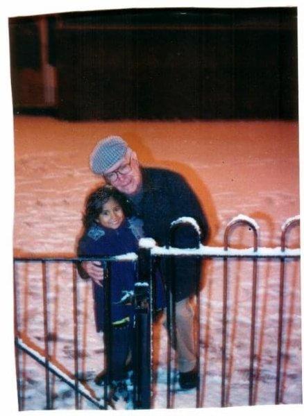 Always loved, forever missed..♥️ A good inspiring man.