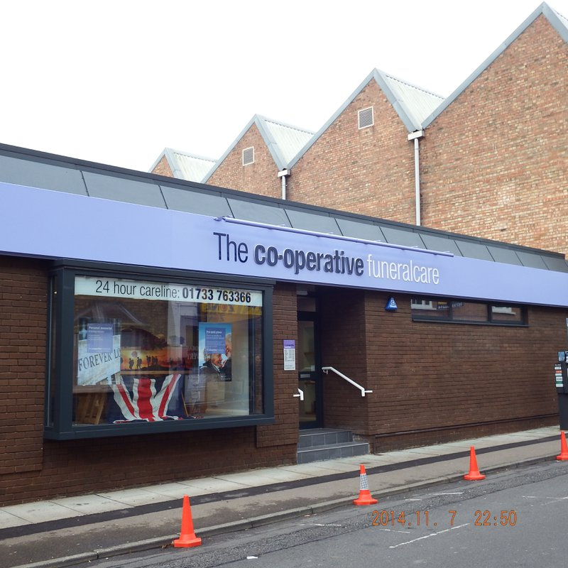 The Co-operative Funeralcare Peterborough