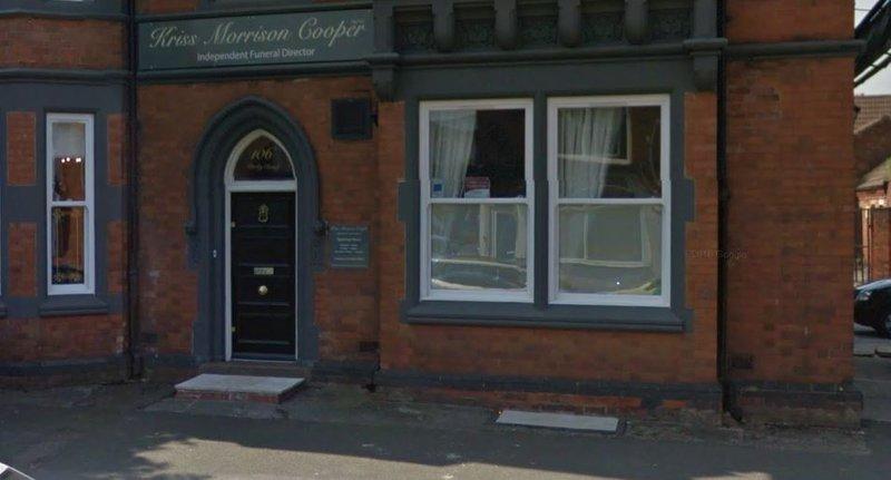Kriss Morrison Cooper Independent Funeral Director Ltd