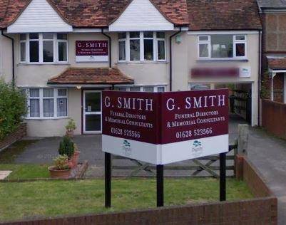 G Smith Funeral Directors, Buckinghamshire, funeral director in Buckinghamshire