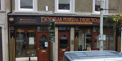 Douglas Funeral Directors, Main St