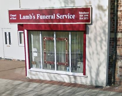 Lambs Funeral Service,  Woods Terrace