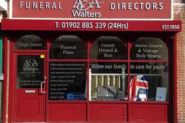 A & A Walters, Sedgley