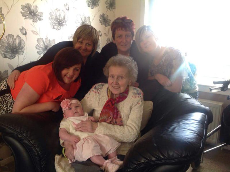 Rest in peach my great granny jean. Always in my haert. Love from Ryleigh- Jean xoxoxoxo