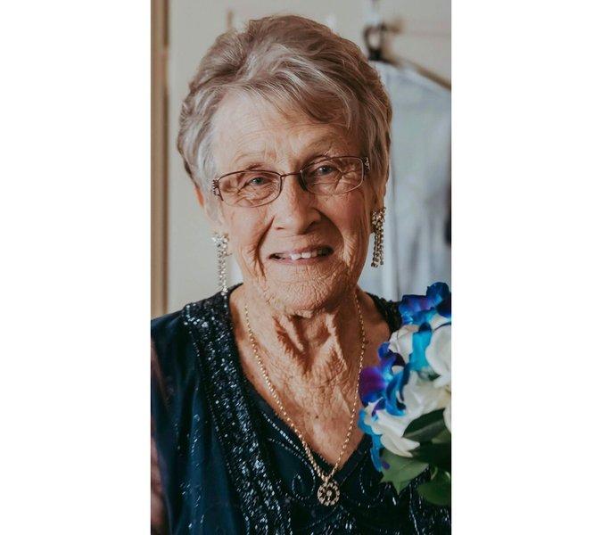 Yvonne Joan Toovey