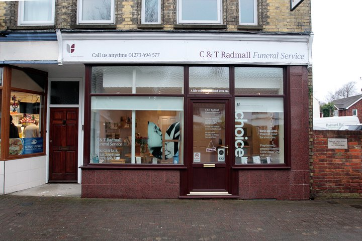 C & T Radmall Funeral Service, Henfield