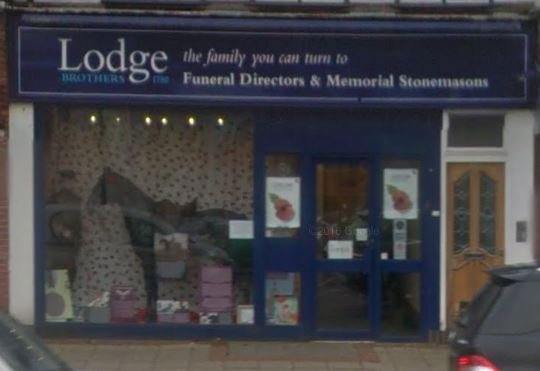 Lodge Bros (Funerals) Ltd, West Byfleet