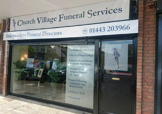 Church Village Funeral Services, Pontypridd, funeral director in Pontypridd