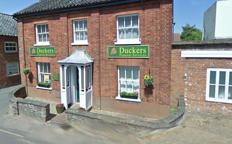 Duckers Funeralcare, Aylsham