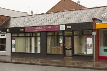 J C Clarke & Son Funeral Directors, Chester Hoole Rd