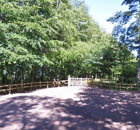 Binning Memorial Woodland
