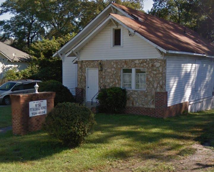 Community Funeral Home, Atlanta