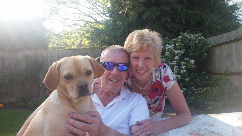 Dad , Mum and Mia