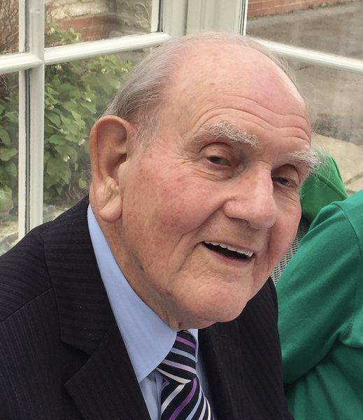 Graham John Webb