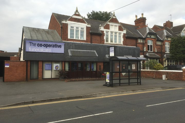 The Co-operative Funeralcare Coalville