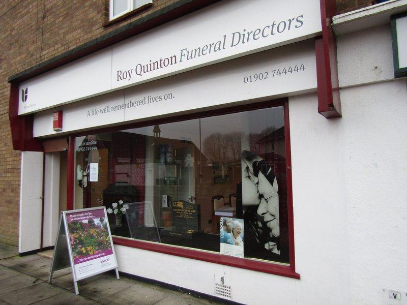Roy Quinton Funeral Directors, Tettenhall Wood