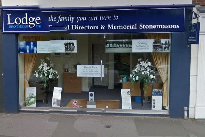 Lodge Bros (Funerals) Ltd, Esher