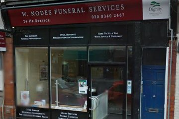 W Nodes Funeral Directors, Crouch End
