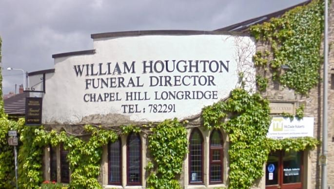 William Houghton Funerals