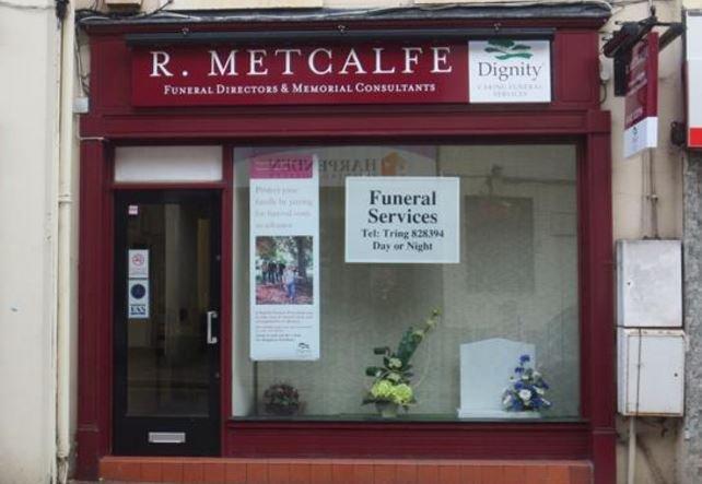 R Metcalfe Funeral Directors