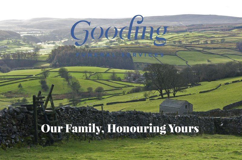 Gooding Funeral Services, West Yorkshire, funeral director in West Yorkshire