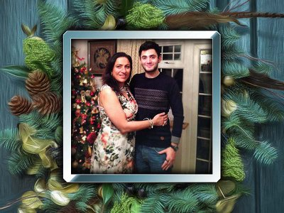 Grieving a child, surviving Christmas