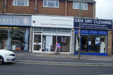 James & Thomas Funeral Directors, Guildford