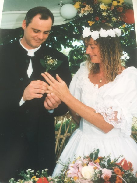 Our wedding 28/09/95