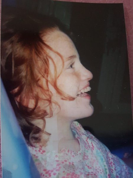 Missing you and your lovely smile. Mummy xx