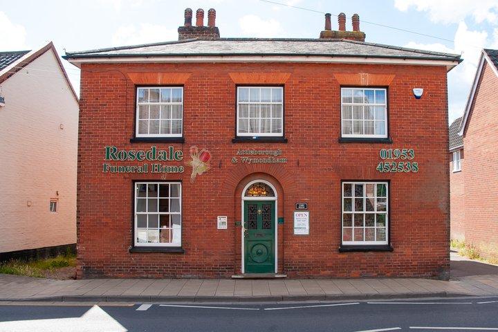 Rosedale Funeral Home, Attleborough