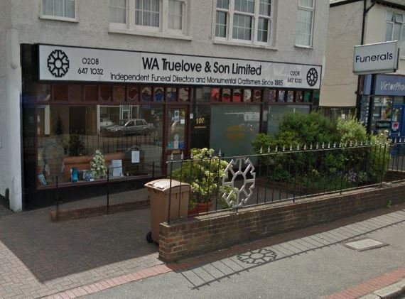 W.A Truelove & Son Ltd, Wallington