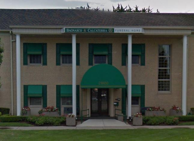 Bagnasco & Calcaterra Funeral Home, Saint Clair Shores