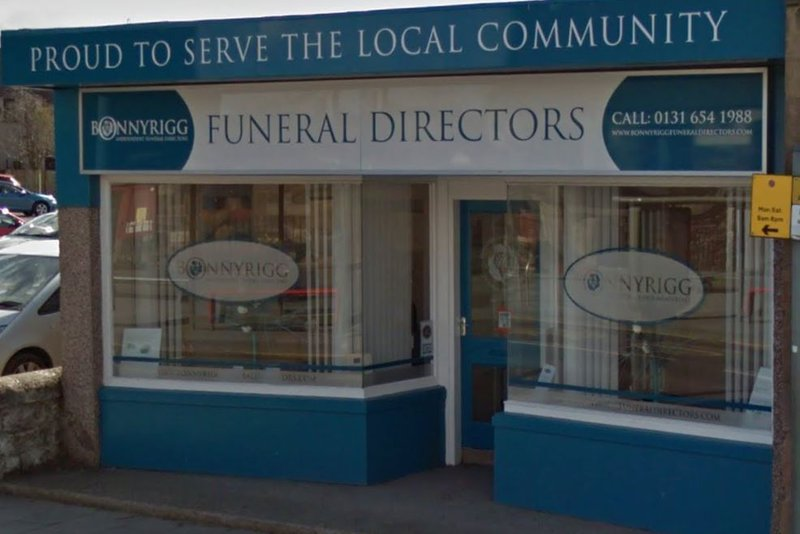 Porteous Family Funeral Directors Bonnyrigg, City of Edinburgh, funeral director in City of Edinburgh