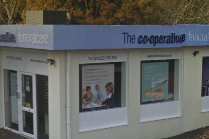 Co-Operative Funeralcare, Aldershot